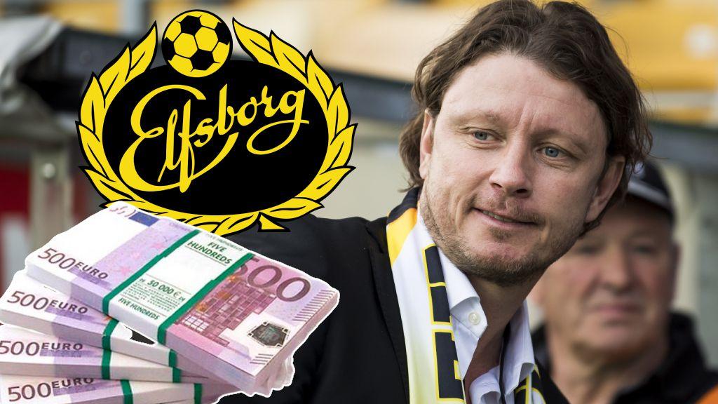 AVSLÖJAR: Elfsborgs stora transferintäkter i det tysta