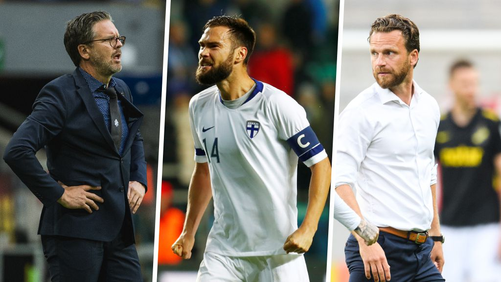 Efter Norlings avgång - AIK:s intresse för finländske hjälten borta