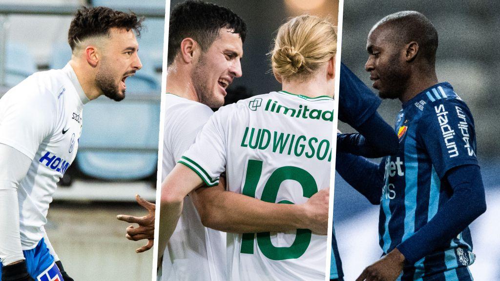 KLART: Så lottades kvartsfinalerna i svenska cupen