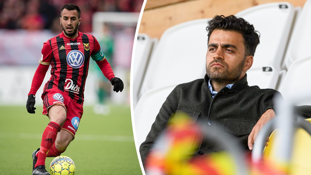 """""""Få det inte att låta som att Nouri fixade Amir till Östersund"""""""