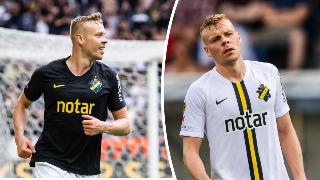 AVSLÖJAR: AIK:s glädjebesked - Sigthorsson friskförklarad