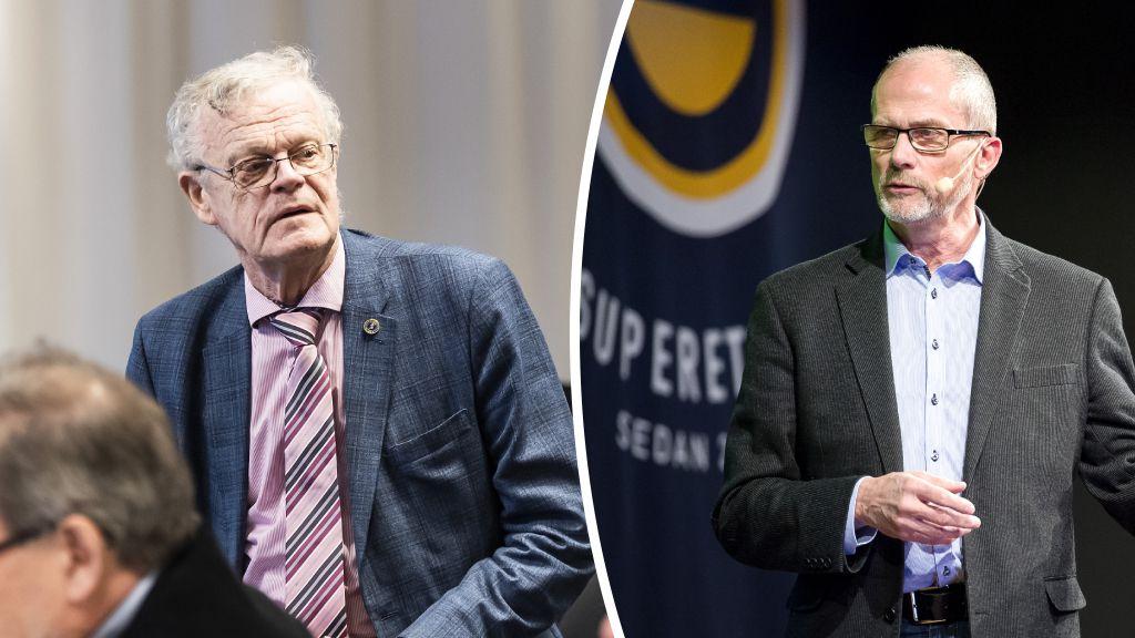 """SEF-basens stenhårda kritik mot Björn Eriksson: """"Helt oacceptabelt"""""""