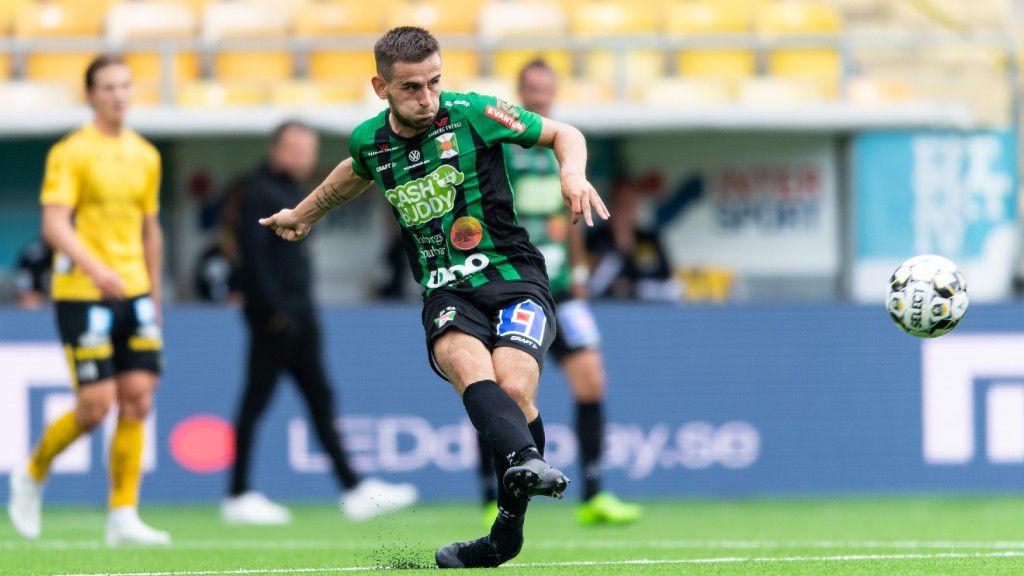 Uppgifter: Serie A-klubb värvar allsvensk talang
