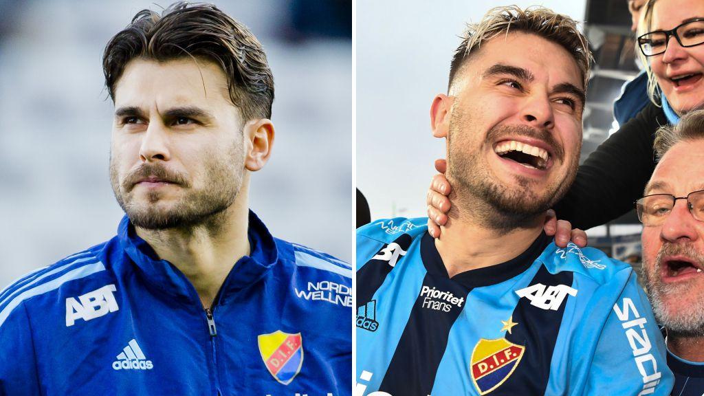 """Ajdarevic får ledigt mot Blåvitt: """"Ibland kan det hända saker"""""""