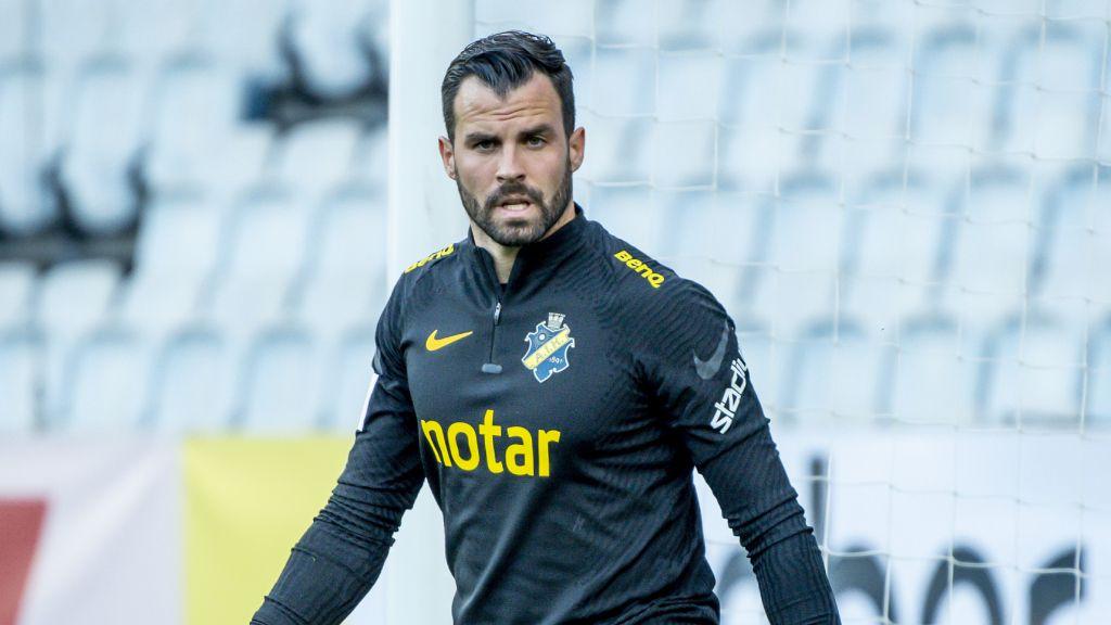 """Vill ta förstatröjan i AIK: """"Min chans att steppa upp"""""""
