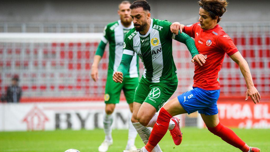 Ludwigson räddade poäng åt frustrerat Hammarby