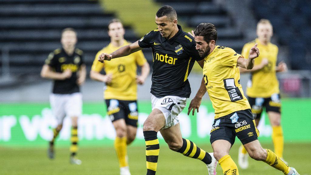 AIK-stjärnan vill undvika sociala media: Jag har gått igenom det här, men inte så här allvarligt