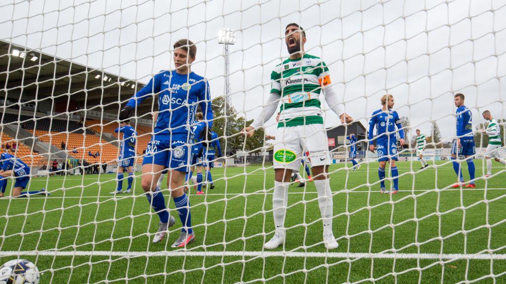 Allsvenskan 2021 mycket långt borta för Giffarna