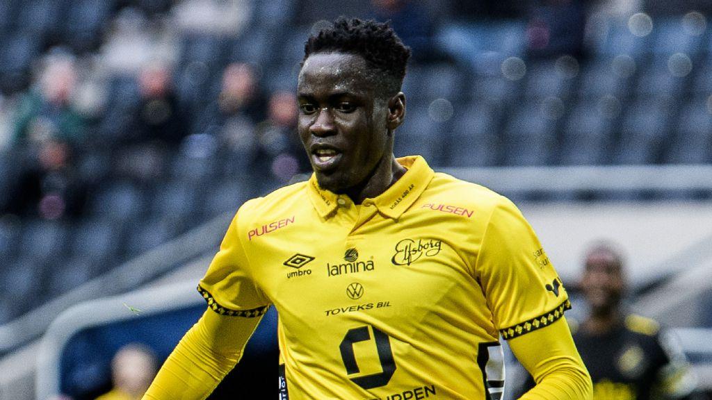 """Okumu känner sig redo lämna Elfsborg: """"Definitivt - har gjort avtryck här"""""""