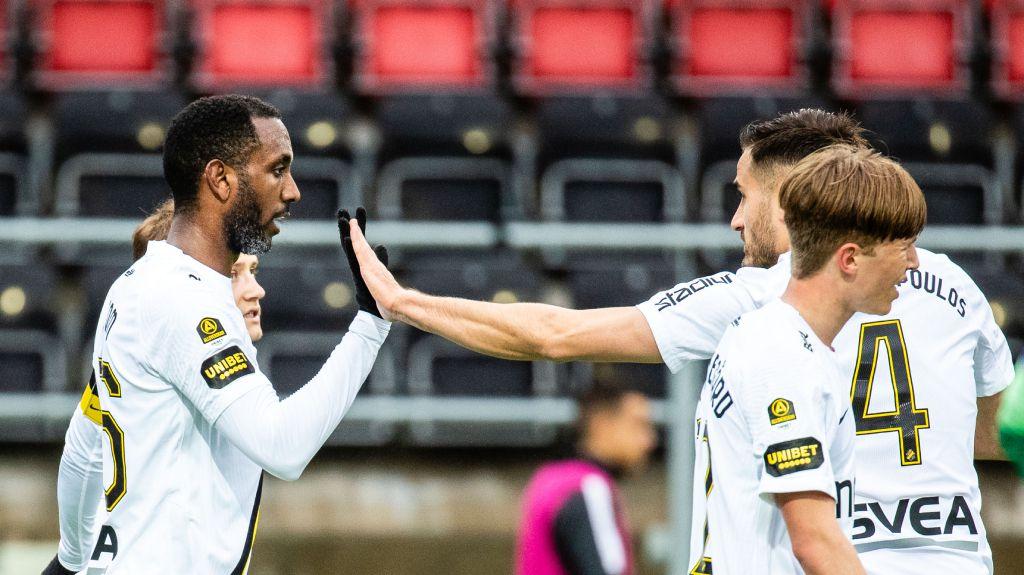 """""""AIK i kontroll men får se upp i andra halvlek"""""""