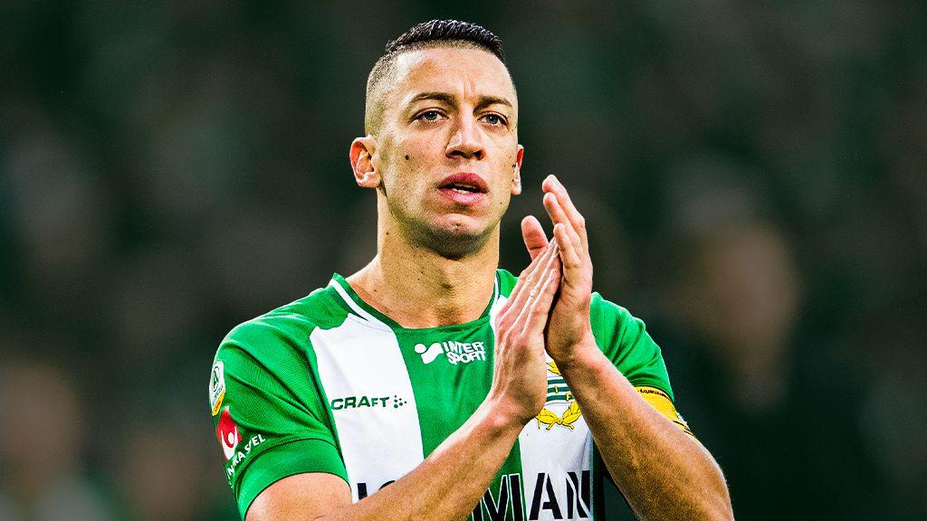 Djurdjics nya klubb - här fortsätter tidigare Bajenstjärnan