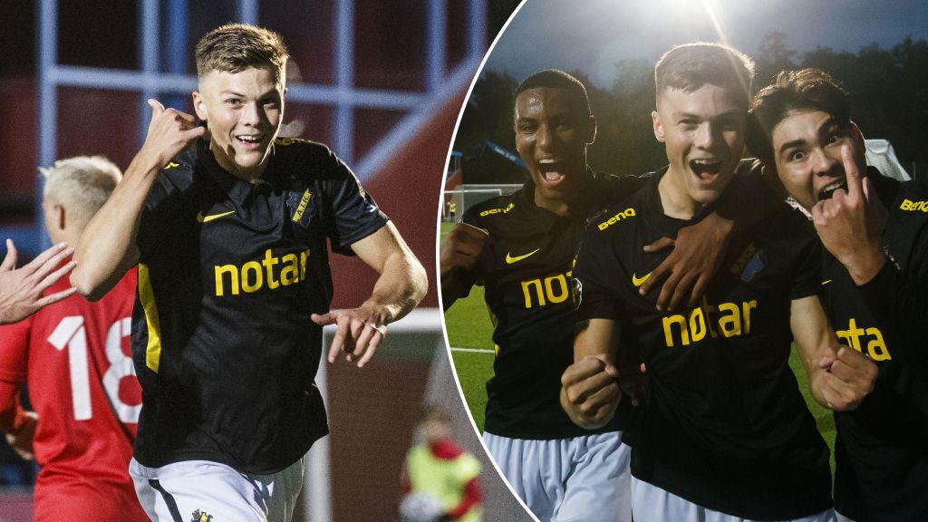 Näste AIK-talang att slå igenom? -