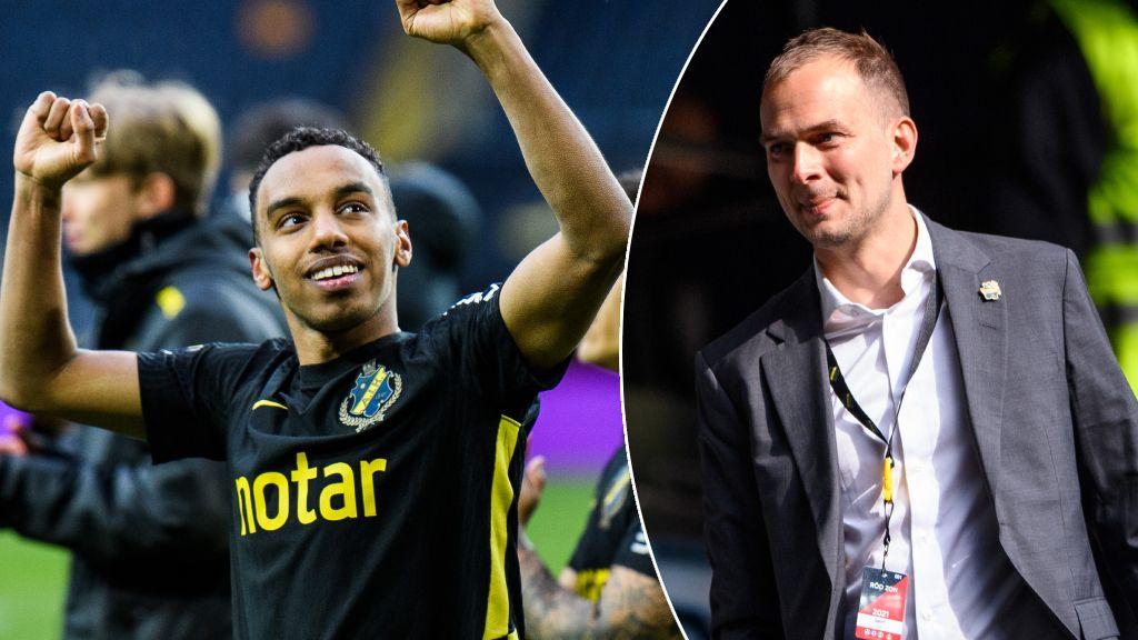 """Räddades från besvärligt beslut om AIK-talangen: """"Väldigt viktigt för oss"""""""