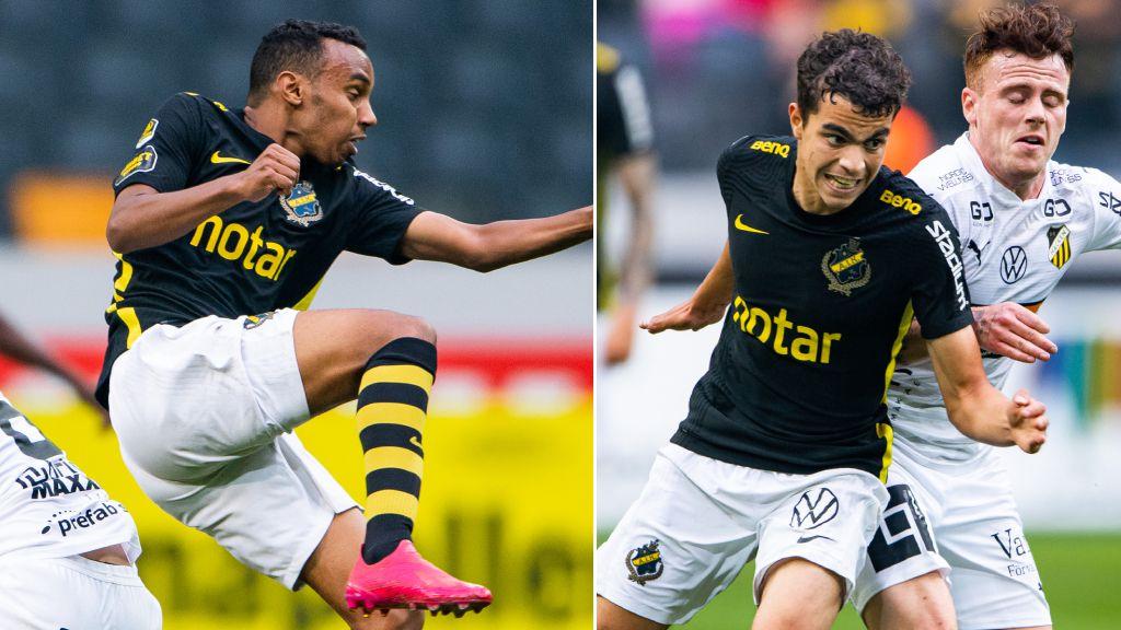 """Beundrar nya AIK-löftet: """"Mogen för sin ålder"""""""