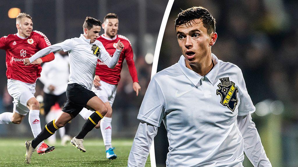 Inte alls dumpad av AIK - flera källor tillbakavisar uppgifter