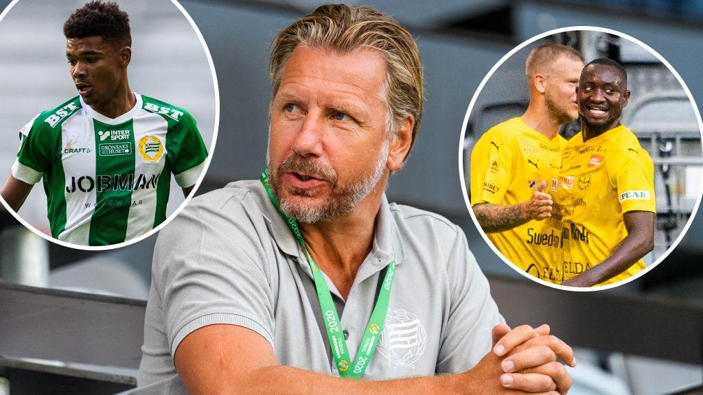"""Janssons ord efter jättetransfern: """"Det svänger om Bajen"""""""