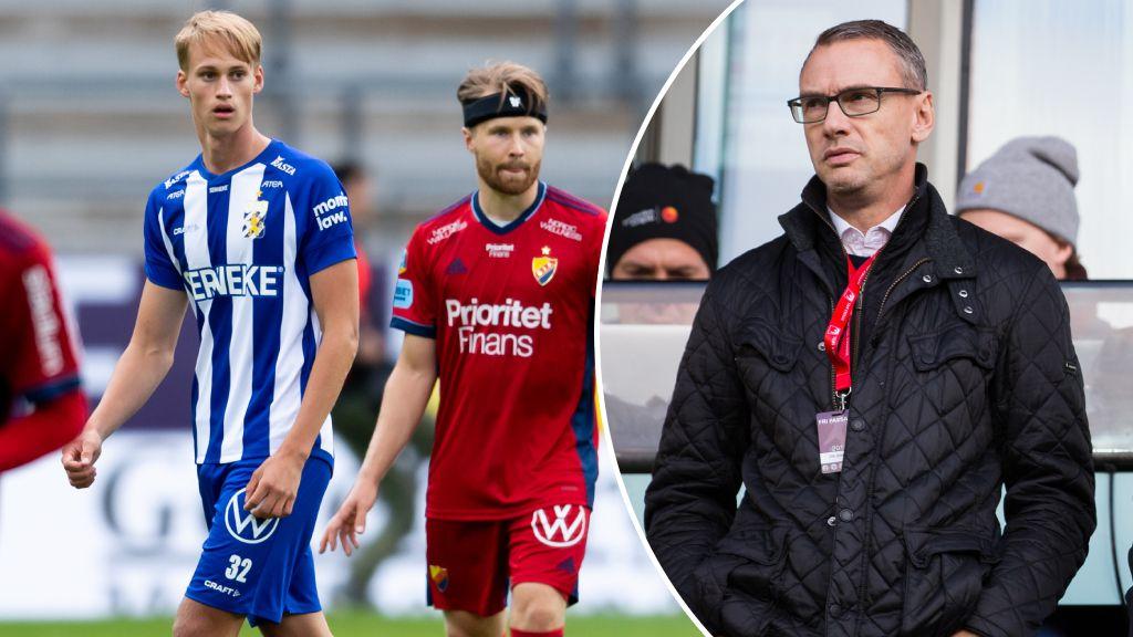 """Fruktar inte ålderstiget Blåvitt: """"Storsatsning på akademin - Roland förstår"""""""