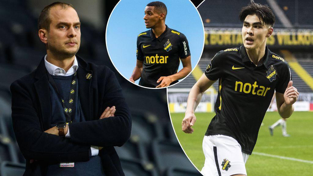"""Han blir allt mer säljaktuell för AIK: """"En otrolig utveckling"""""""