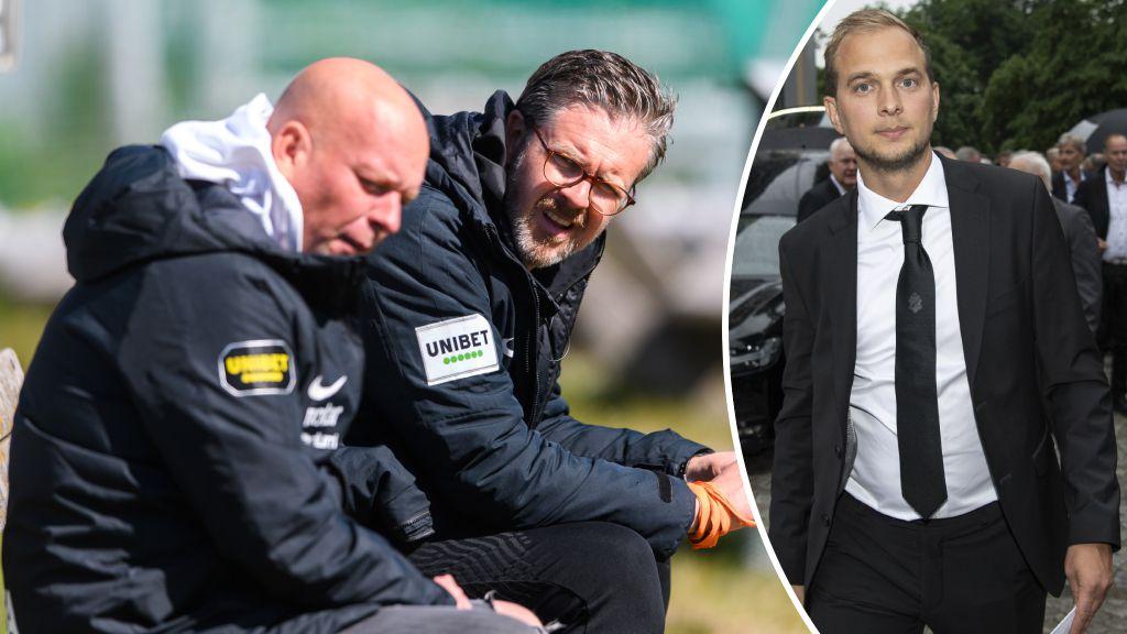Efter svåra skadan - AIK tveksamma till att agera