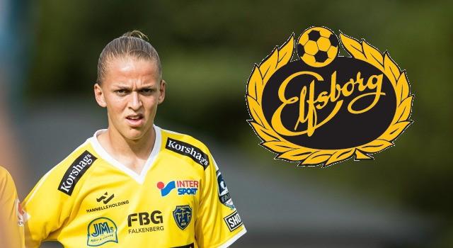 AVSLÖJAR: Jesper Karlsson överens med Elfsborg