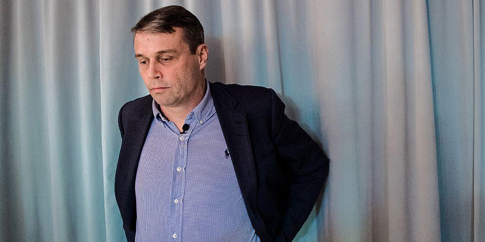 """Kritik från ÖFK-led mot Kindberg - """"Det finns en person som inte förstått"""""""