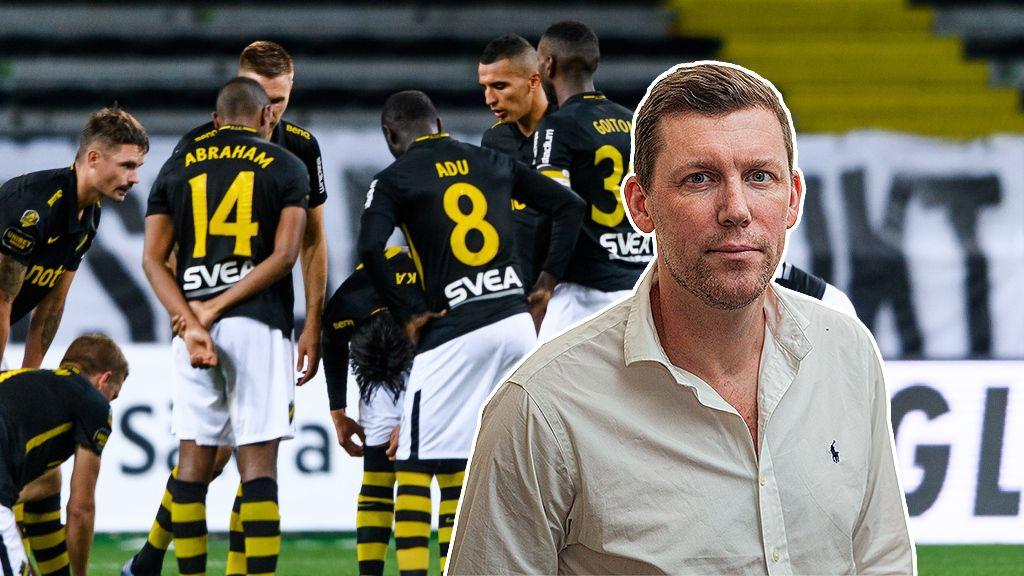 LÜHR: AIK hamnar tryggt i Ingemansland