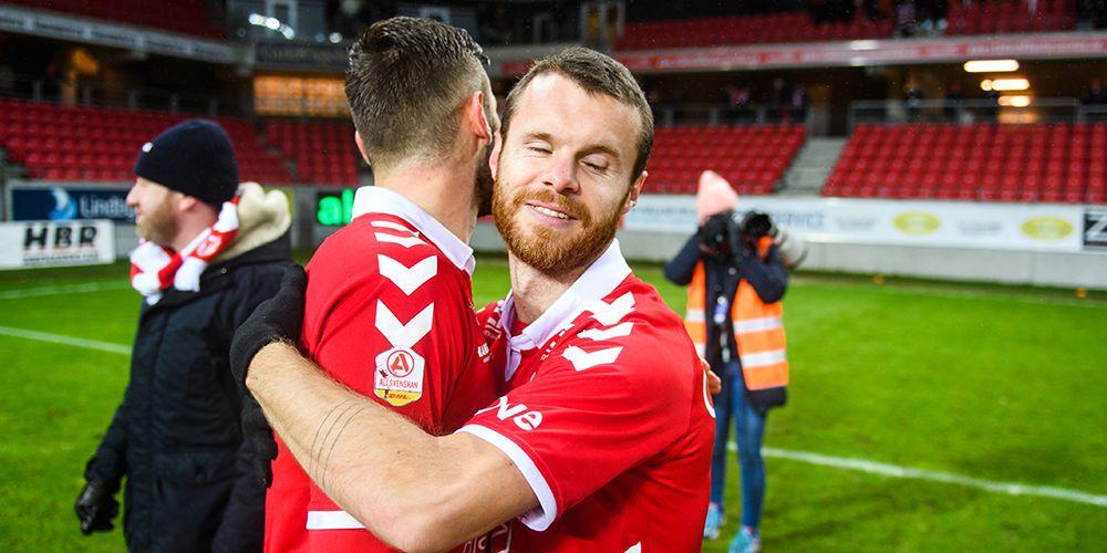 Söderqvist lämnar KFF - för superettan