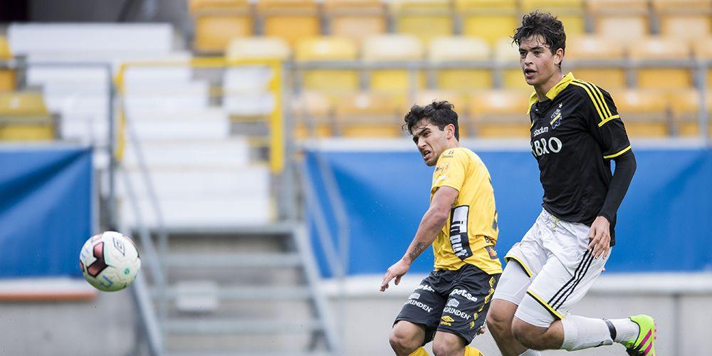 Varit i AIK och sida vid sida med Kulusevski - nu nära ny klubb