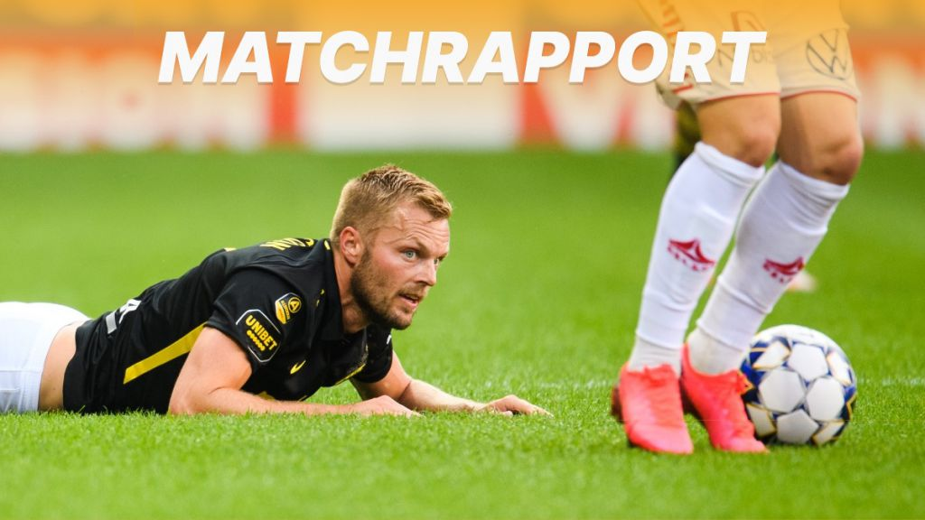 LÜHR: Ny tränare, ny taktik - samma trubbiga AIK