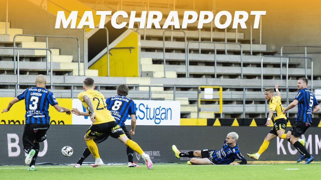 LÜHR: En match som aldrig slutade att underhålla