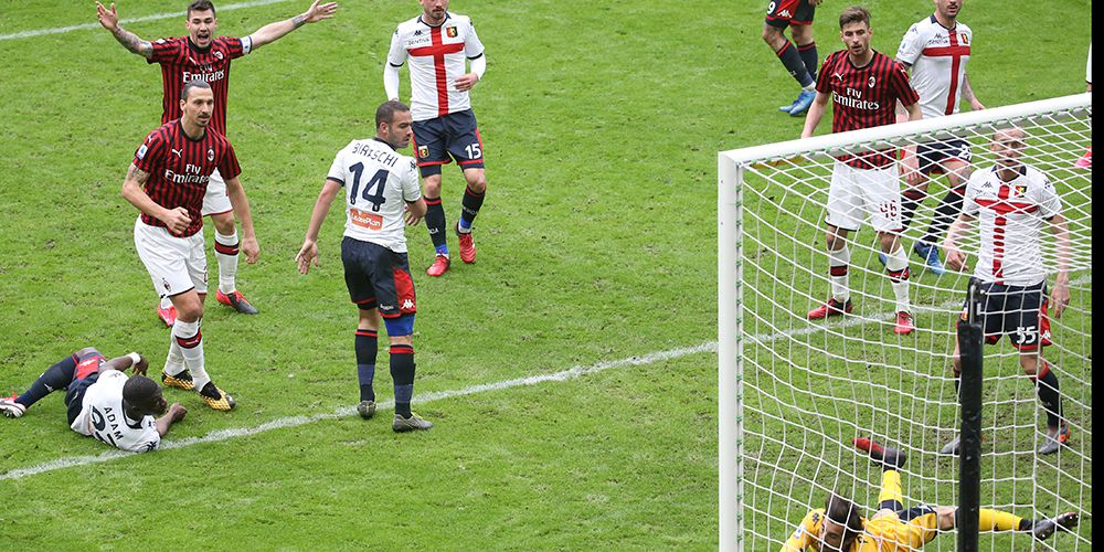 Zlatan målskytt i förlusten inför tomma läktare