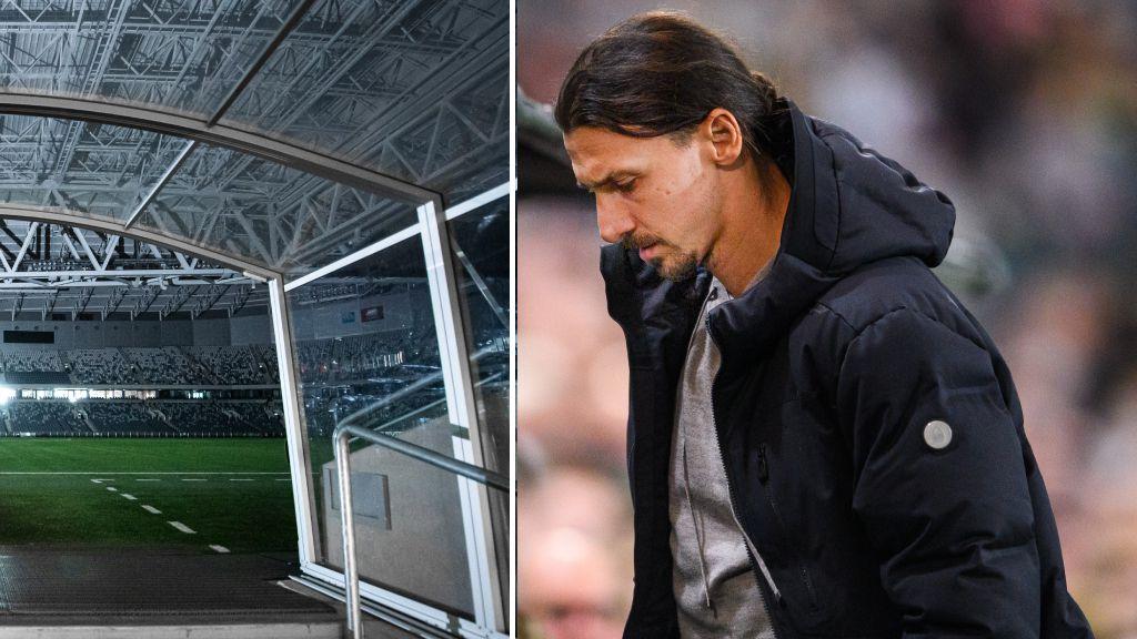 Tonar ner Zlatans hemliga besök: ''Hammarby riskerar inget''