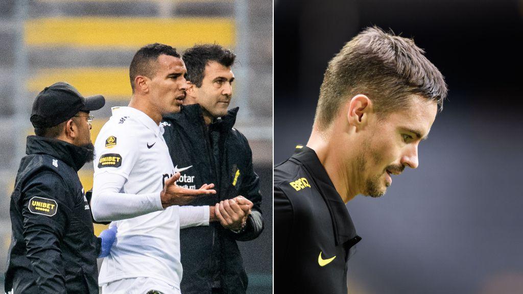 Både lugnande och oroligt kring AIK-stjärnorna