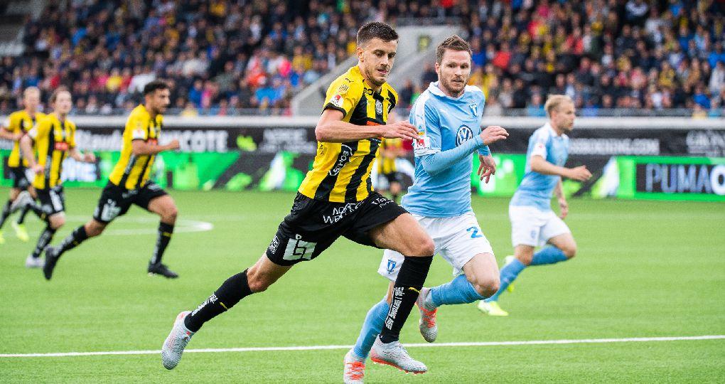 Klubben som är nummer ett för Jeremejeff vid allsvensk comeback