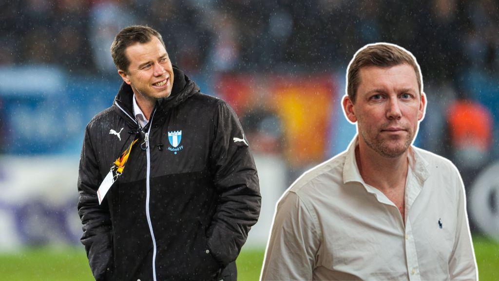 """JUST NU: Lühr tror det är en affär Daniel Andersson måste göra - """"Snarare än man tror"""""""