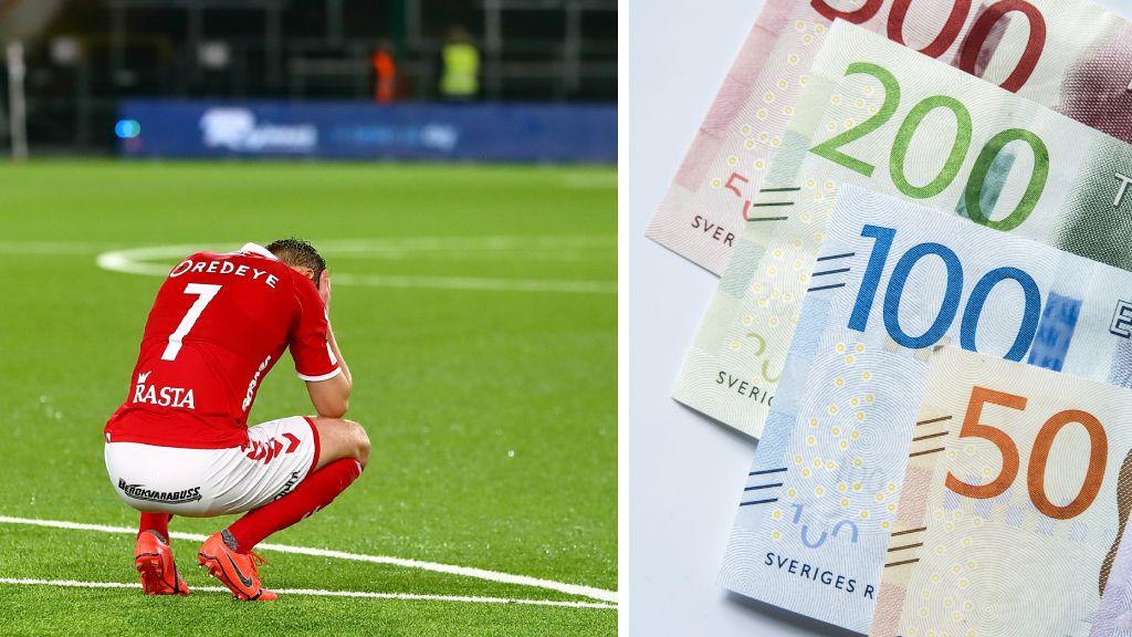 Kalmar FF till FotbollDirekt om sitt krisbeslut