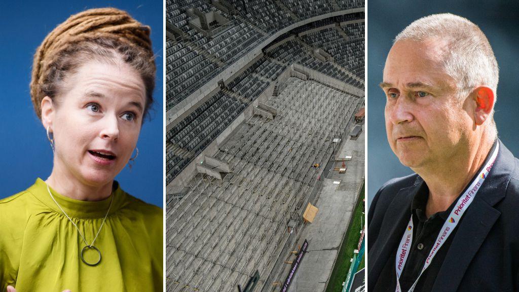 JUST NU: Inga klara besked från Amanda Lind - hård kritik från SEF