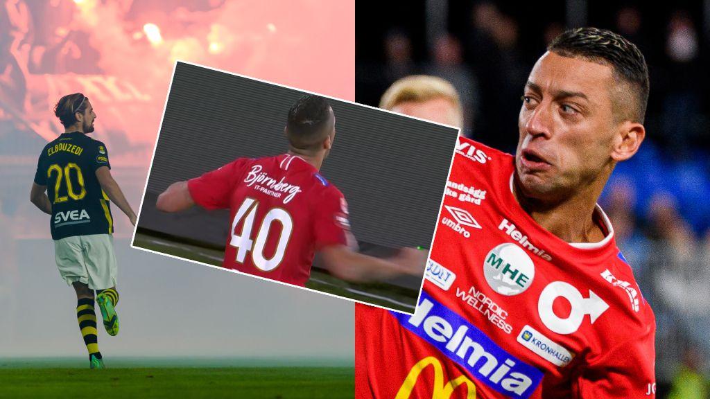 """Djurdjic hånade AIK-supportrarna: """"Skratta bäst som skrattar sist"""""""