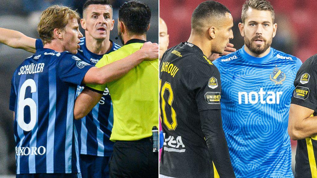 Blir farligt för både AIK och Djurgården