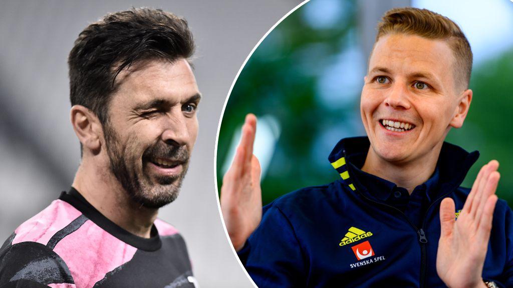 Först Buffon - nu uppges svensk vara nära Parma