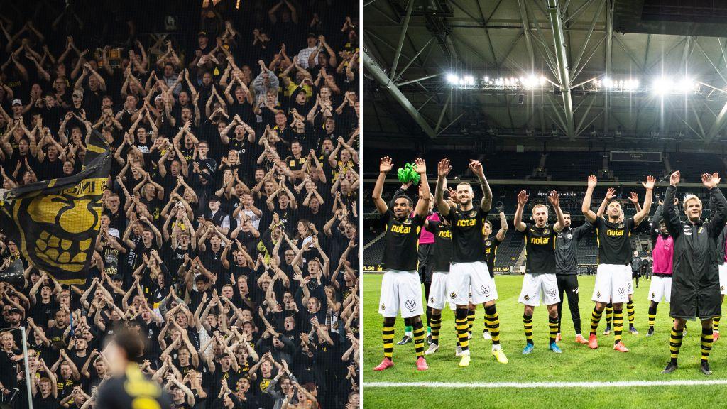 Årskortracet: AIK förvånas inte av rycket förbi Djurgården