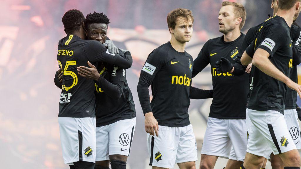 """AIK tog livsviktig seger - nu väntar """"seriefinal"""""""