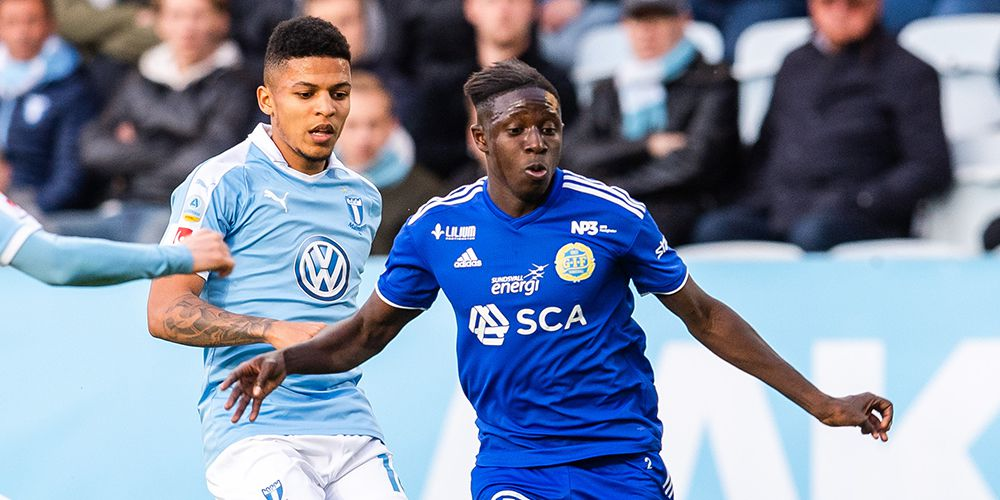 Spelade Champions League med MFF -
