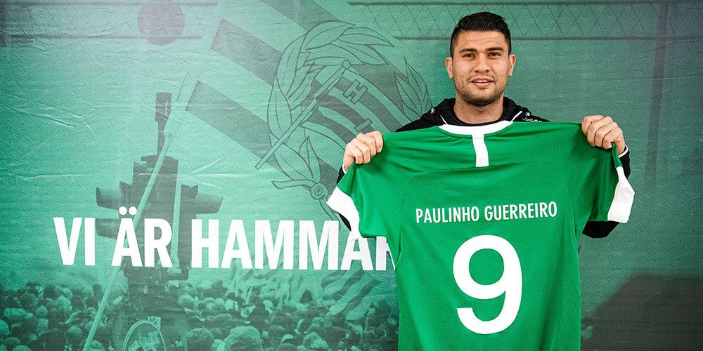 """Paulinhos snabba löfte med Bajen - """"Jag är här för att göra mål"""""""