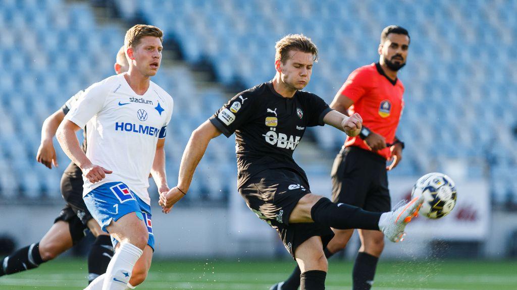 FotbollDirekt: Halvtidsrapport IFK Norrköping - Örebro SK