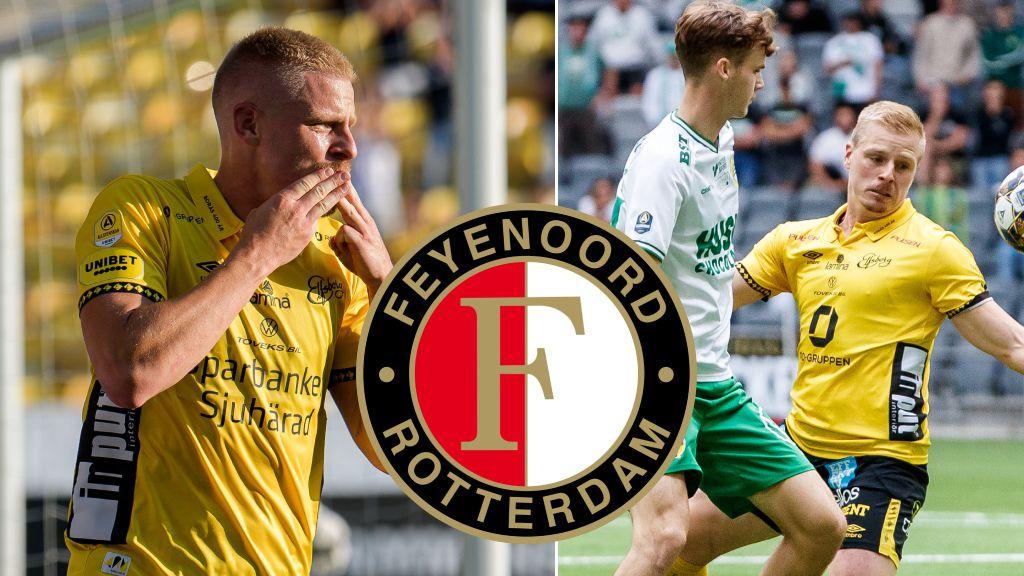 """Det vill Frick ta med sig från Bajenskalpen: """"Kan skada Feyenoord"""""""