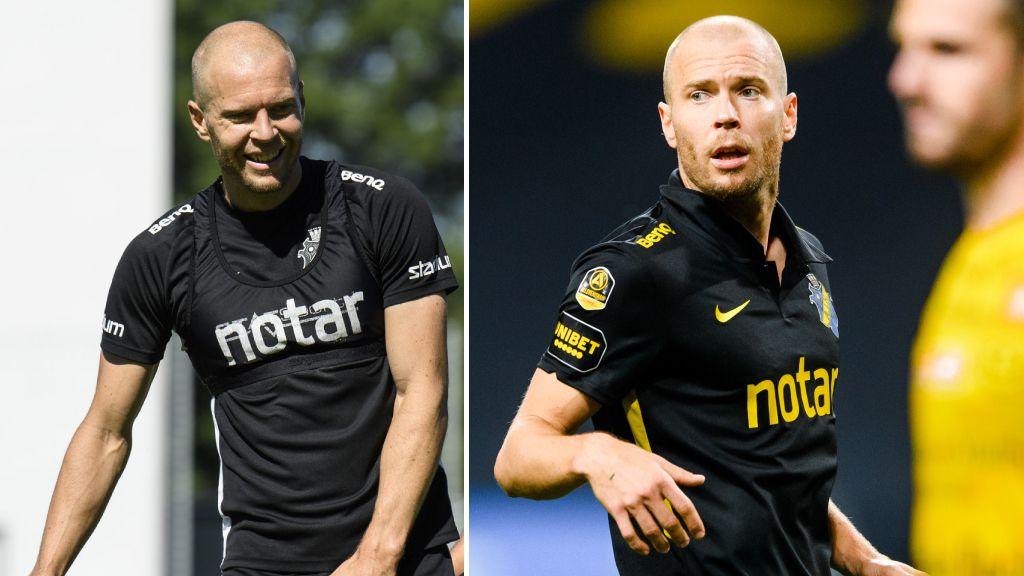 """KLART: AIK-ikonen förlänger avtalet: """"Unik kulturbärare"""""""