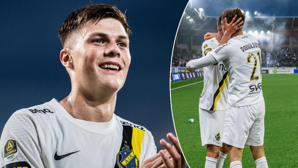 """Talangen ger AIK fördel i guldstriden: """"Vi är lite fräschare"""""""