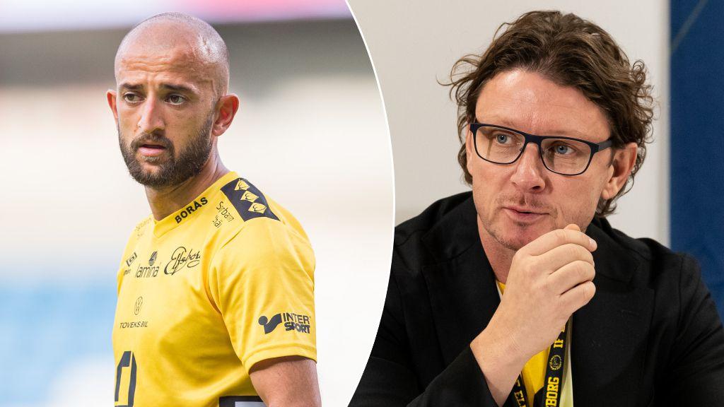 """Säljer honom i sista stund: """"Jag lämnar Elfsborg"""""""