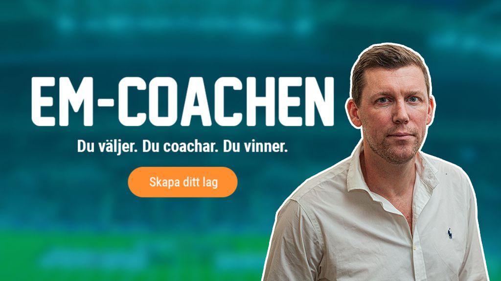 """EM-COACHEN: Utmana Lühr: """"Byter aldrig ut Müller"""""""